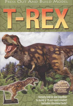 T-Rex : Press Out and Build