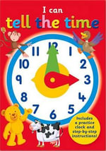 I Can Tell the Time - Kate Thompson
