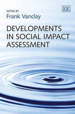 Developments in Social Impact Assessment