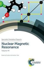 Nuclear Magnetic Resonance : Volume 44