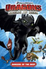 DreamWorks' Dragons : Riders of Berk : Dangers of the Deep : Volume 2 - Simon Furman