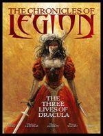 The Chronicles of Legion : The Spawn Of Dracula Volume 2 - Fabien Nury