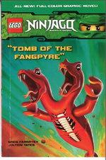 Lego Ninjago : Tomb of the Fangpyre Volume 4 - Greg Farshtey