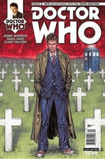 Doctor Who : The Tenth Doctor #9 - Robbie Morrison