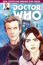 Dcotor Who : The Twelfth Doctor #6 - Robbie Morrison