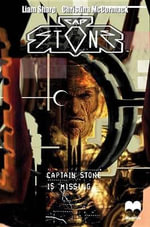 Captain Stone #5 - Liam Sharp