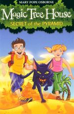 Magic Tree House : Secret Of The Pyramid - Mary Pope Osborne
