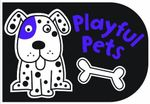 Black and White Playful Pets : Chunky Board Book - Holly Brook-Piper