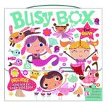 Busy Box for Girls- Book and Jigsaw Puzzle Set - HOLLY BROOK-PIPER