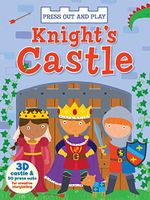 My Press Out and Play Book Knight's Castle - AUTUMN