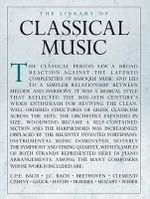 The Library of Classical Music Piano Solo Book - Hal Leonard Publishing Corporation
