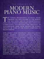 Library of Modern Piano Music - Hal Leonard Publishing Corporation