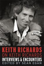 Keith Richards on Keith Richards - Sean Egan