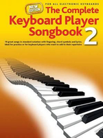 Complete Keyboard Player: 2 : New Songbook - Hal Leonard Publishing Corporation