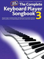 Complete Keyboard Player: 3 : New Songbook - Hal Leonard Publishing Corporation