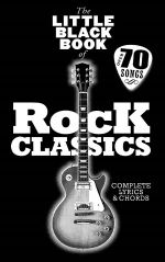 The Little Black Book of Rock Classics - Music Sales