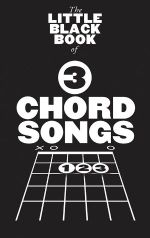 Little Black Book of 3 Chord Songs - Music Sales