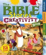 The Bible Stories Creativity Book - Moira Butterfield