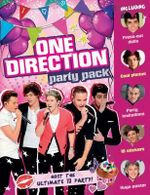 One Direction Party Pack - Claire Sipi