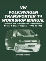 VW Transporter 90-95 Owners Work Manual - Trade Manual