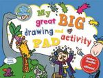 My Great Big Drawing and Activity Pad : My Great Big Drawing and - TickTock