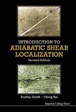 An Introduction to Adiabatic Shear - Bradley Dodd