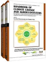 Handbook of Climate Change and Agroecosystems : The Agricultural Model Intercomparison and Improvement Project (AgMIP) Integrated Crop and Economic Assessments