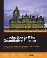 Intro R for Quantitative Finance - A. VidovicsDancs