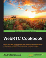WebRTC Cookbook - Sergiienko   Andrii