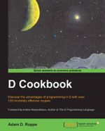 D Cookbook - Adam Ruppe