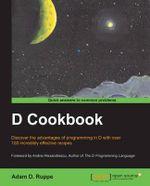 D Cookbook - Adam D. Ruppe