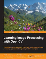 Learning Image Processing with OpenCV - Garcia   Gloria Bueno