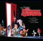 The Art of Mr. Peabody & Sherman - Jerry Beck