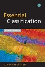 Essential Classification - Vanda Broughton