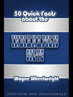 50 Quick Facts About The Indianapolis Colts - Wayne Wheelwright
