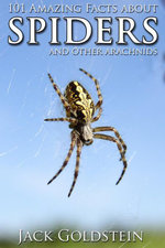 101 Amazing Facts about Spiders : ...and other arachnids - Jack Goldstein