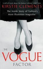 The Vogue Factor - Kirstie Clements