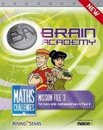 Brain Academy First Class Maths File 3 : 3