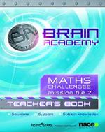 Brain Academy First Class Maths File 2 : Teacher's Book