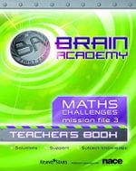 Brain Academy First Class Maths File 3 : Teacher's Book