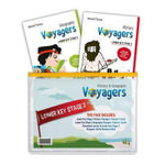 Voyagers History and Geography Lower Key Stage 2 Pack - Hilary Morris