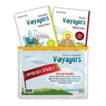 Voyagers History and Geography Upper Key Stage 2 Pack - Hilary Morris