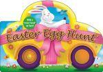 Easter Egg Hunt : Shaped Board Books Series - Roger Priddy