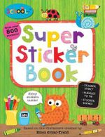 Schoolies Super Sticker Book - Ellen Crimi-Trent