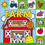 Farm : Lift-the-flap Tab Books - Roger Priddy