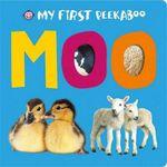Moo : My First Peekaboo - Roger Priddy
