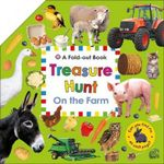 On the Farm : Fold-Out Treasure Hunt - Roger Priddy