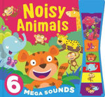 Noisy Animals 6 Mega Sounds