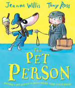 The Pet Person - Jeanne Willis