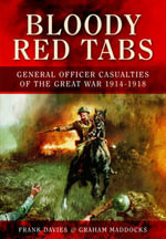 Bloody Red Tabs - Frank Davies